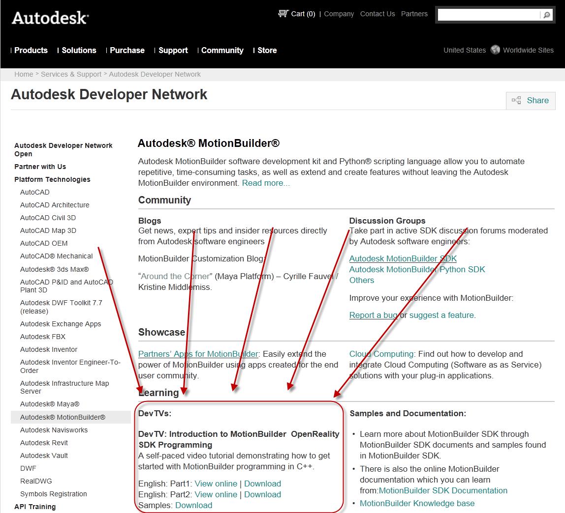 Introduction to MotionBuilder OpenReality SDK Programming DevTV